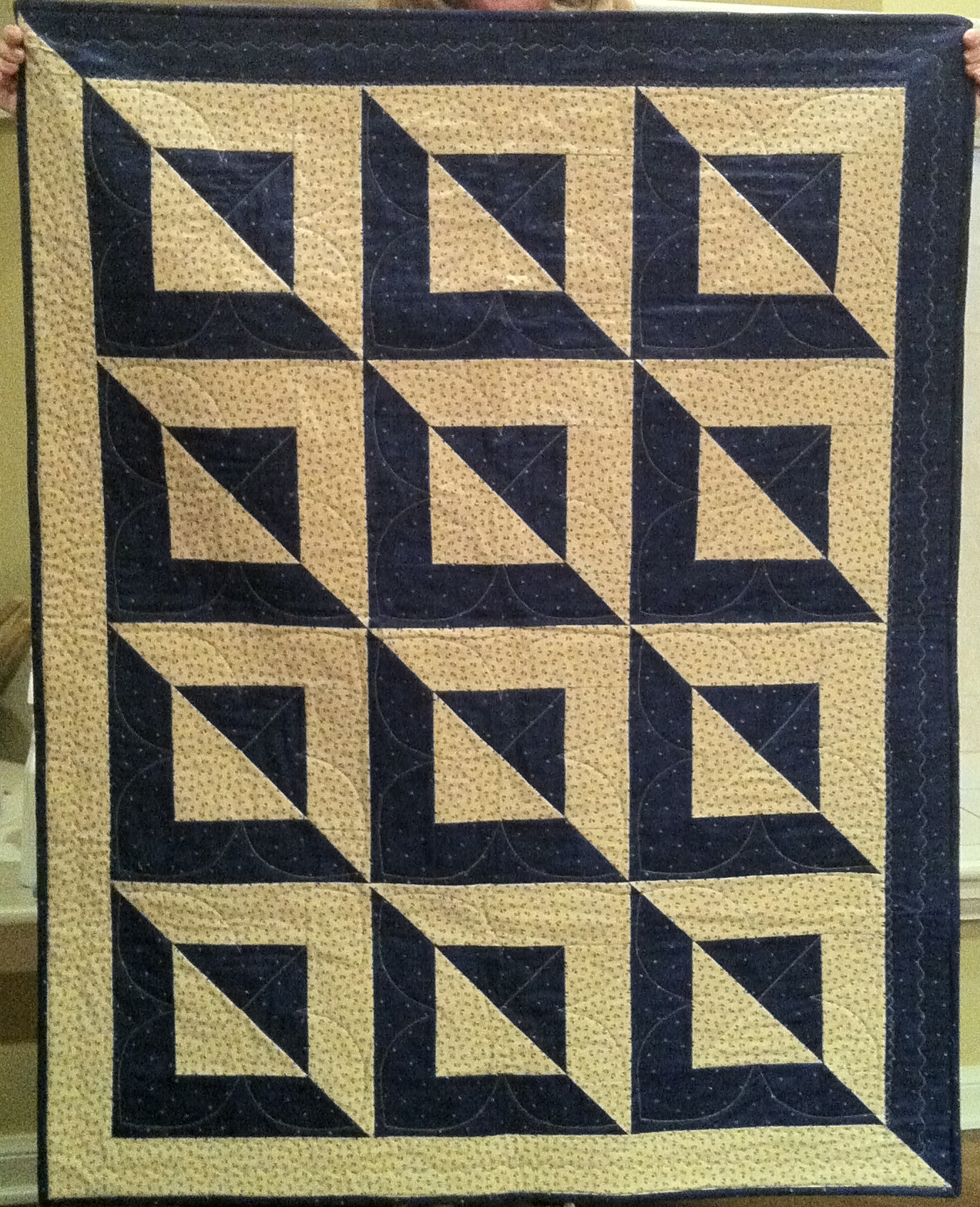February 2013 Quilt